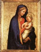 MASACCIO Madonna and Child oil painting reproduction