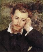 Pierre Renoir Eugene Murer oil painting reproduction
