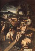 RIBALTA, Francisco Christ Nailed to the Cross oil