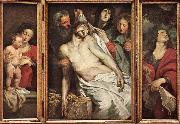 RUBENS, Pieter Pauwel Lamentation of Christ oil painting reproduction