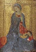 Simone Martini Virgin Annunciate china oil painting artist