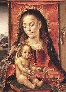 BERRUGUETE, Pedro Virgin and Child china oil painting artist