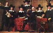 BOL, Ferdinand Governors of the Wine Merchant's Guild oil painting