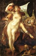 Bartholomeus Spranger Venus and Adonis china oil painting artist