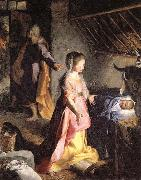 Federico Barocci The Nativity oil painting reproduction