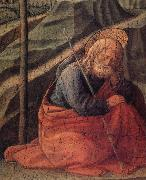 Fra Filippo Lippi The Nativity oil painting reproduction