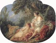 Francois Boucher Summer oil painting reproduction