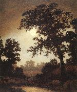 Ralph Blakelock The Poetry of Moonlight oil