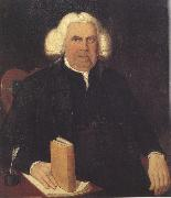 Reuben Moulthrop Samuel Bishop oil