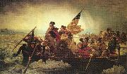 Leutze, Emmanuel Gottlieb Washington Crossing the Delaware oil on canvas