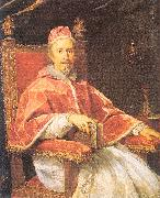 Maratta, Carlo Portrait of Pope Clement IX oil on canvas