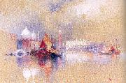 Moran, Thomas View of Venice oil painting reproduction