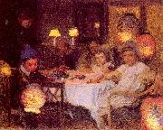 Osborne, Walter A Children's Party oil on canvas