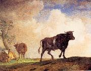 POTTER, Paulus The Bull china oil painting artist