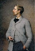 Pearce, Charles Sprague Paul Wayland Bartlett oil on canvas