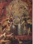 Peter Paul Rubens The Exchange of Princesses (mk05) china oil painting artist