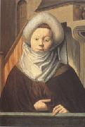 RING, Ludger tom, the Younger The Delphic Sibyl (mk05) oil