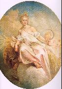 WATTEAU, Antoine Summer oil painting reproduction