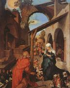 Albrecht Durer The Nativity (mk08) oil painting reproduction