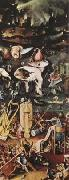 BOSCH, Hieronymus Hell (mk08) painting