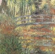 Claude Monet The Waterlily Pond (mk09) oil painting reproduction