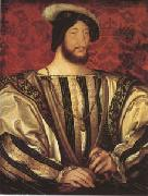 Jean Clouet Francois I King of France (mk05) oil painting