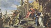 PITTONI, Giambattista The Continence of Scipio (mk05) china oil painting artist