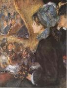 Pierre-Auguste Renoir La Premiere Sortie (The First Outing) (mk09) oil