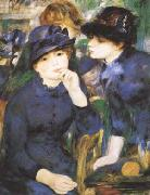 Pierre-Auguste Renoir Two Girls (mk09) oil