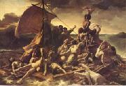 Theodore   Gericault The Raft of the Medusa (mk05) oil painting reproduction