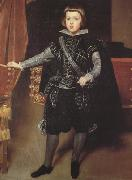 Diego Velazquez Portrait du prince Baltasar Carlos (df02) oil painting reproduction
