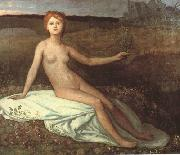Pierre Puvis de Chavannes Hope (mk19) painting