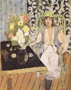 Henri Matisse The Black Table (mk35) china oil painting artist