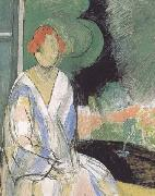 Henri Matisse Woman at the Fountain (mk35) oil painting