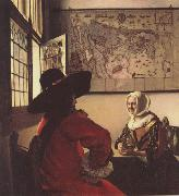 Jan Vermeer Johannes vermeer (mk30) oil painting reproduction