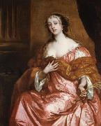 Sir Peter Lely Elizabeth Hamilton Countess of Gramont (mk25 painting