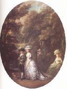 Thomas Gainsborough Henry Duke of Cumberland (mk25) painting