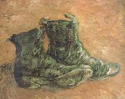Vincent Van Gogh A Pair of Shoes (nn04) oil painting reproduction