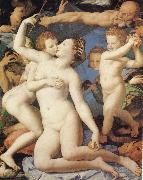 Agnolo Bronzino An Allegory oil painting