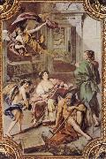Anton Raphael Mengs Allegory of History oil painting