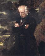 Benjamin Robert Haydon William Wordsworth oil