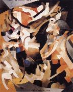 Francis Picabia Catch as catch can oil