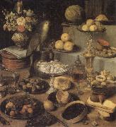 Georg Flegel Still Life oil painting reproduction