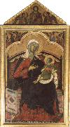 Guido da Siena Madonna and CHild oil painting reproduction