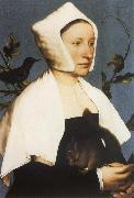 Hans Holbein Recreation by our Gallery oil painting reproduction