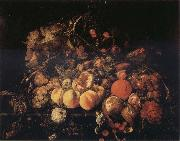 Jan Davidsz. de Heem Still Life oil painting reproduction