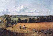 John Constable The wheatfield oil painting reproduction