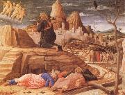 MANTEGNA, Andrea Agony in the Garden oil painting reproduction