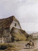 Paul Sandby Munn Near Hastings,Sussex oil painting reproduction