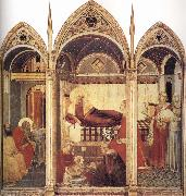 Pietro Lorenzetti Birth of the Virgin oil painting reproduction
